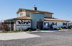 Adams County Pet Rescue Building